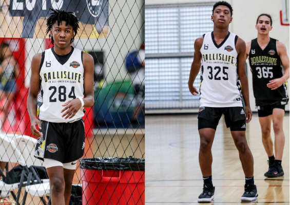 Ballislife Jr. All-American Camp Day 1