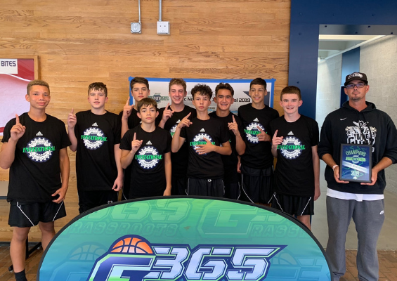 Young Gunz Shake Up G365 Pacific Northwest Rankings
